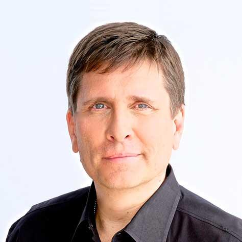 Photo of John Nosta against plain background